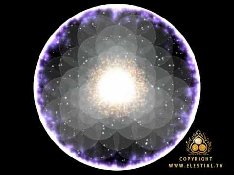 flower of life  & ''Sacred chants of Devi , 108 Sacred names of Mother Divine""