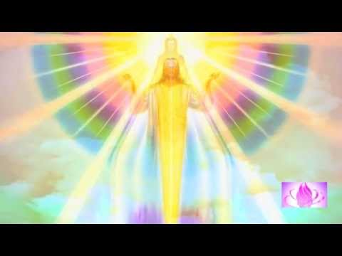 Easter 2012 Outpouring of Light & Full Activation of the Etheric Records of Jesus Christ Ascension