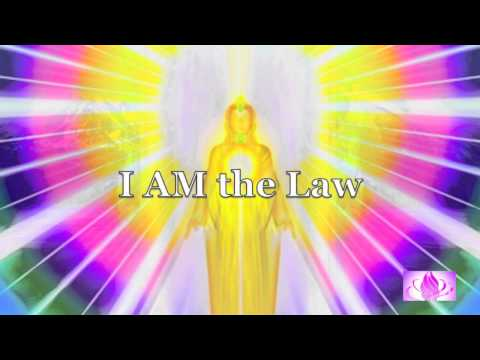 ~♥~ I AM the Law Ascended Master daily Invocation for the Path Resurrection & Ascension ~♥~