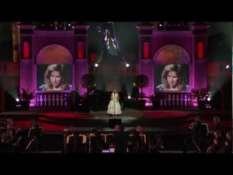 Jackie Evancho - Barbra Streisand - Duet - HD