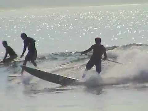 Laird Hamilton - Stand Up Paddleboarding - 2002 Malibu