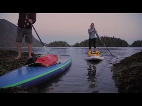 2016 Inflatable Touring range in Tofino, Canada - Starboard SUP