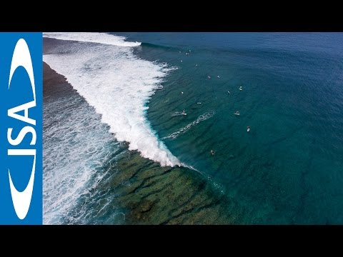 Free Surf Day 1 - 2016 Fiji ISA World SUP & Paddleboard Championship