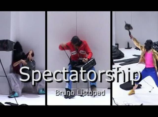 Spectatorship (2009) by Bruno Listopad