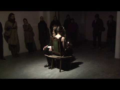 Zierle & Carter - 'Waiting for your promise' for DUO DAYS, Catalyst Arts, Belfast