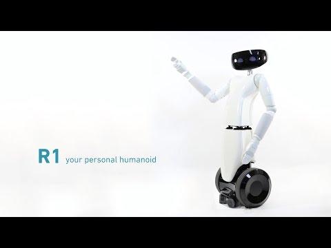 R1 - Tu  humanoide personal- Istituto Italiano di Tecnologia - IIT
