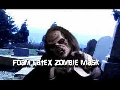 Zombie commercial for Bump in the Night Productions
