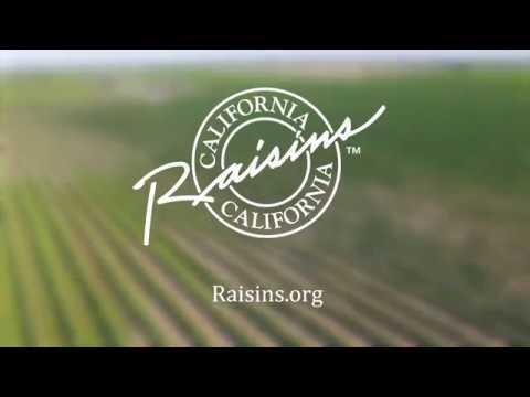 California Raisins - Growing and Harvesting