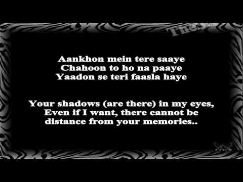Darmiyaan - Jodi Breakers - With Lyrics & English Translation [Full Song]