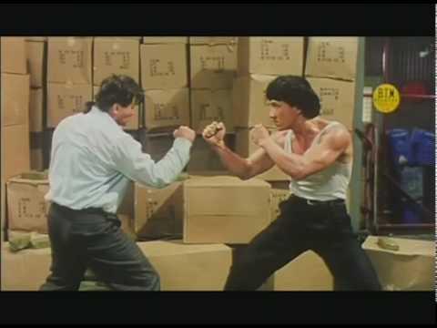 "Jackie Chan vs Benny ""The Jet"" Urquidez (Dragons Forever)"