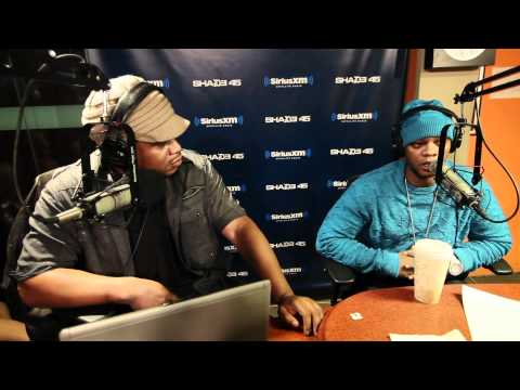 Papoose talks relationship with wife, Remy Ma on #SwayInTheMorning.