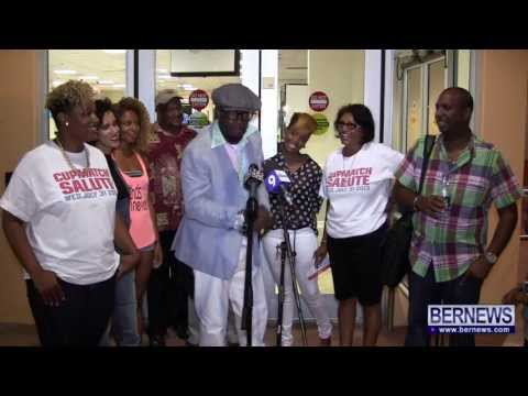 Shabba Ranks Arrives In Bermuda For Pre Cupmatch Show