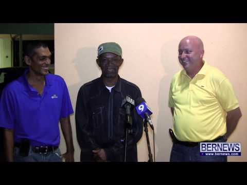 Beres Hammond Arrives In Bermuda For Cupmatch Eve Show