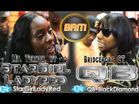 QB VS. STARGIRL LADYRED (Full Battle)