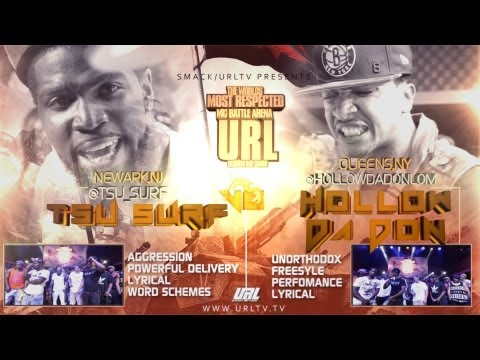 Hollow Da Don Vs Tsu Surf (Full Battle)
