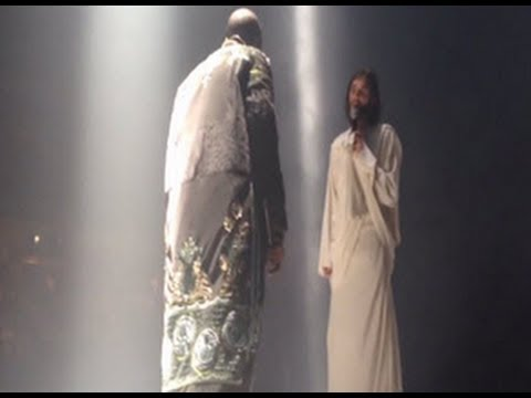 Kanye West Brings Out Jesus On Stage In Seattle! (Video) ✯...