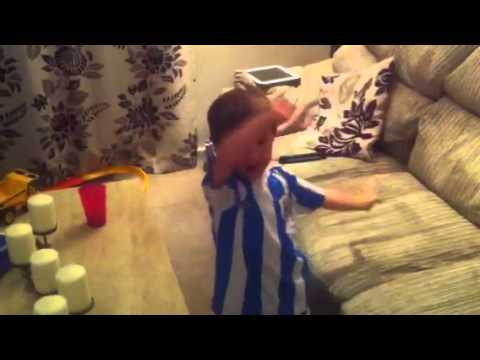 Monumental Moments : Little Kid Sings Nahki Wells  Anthem