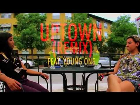 Shun Ward - Uptown (Remix) ft Young One (Official)