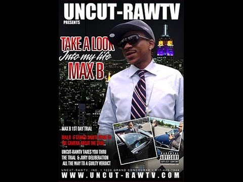 Max B Take A Look Into My Life DVD