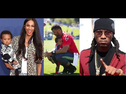 Future Does Not Approve of Ciara Involving His Son In her Relationship with Russell Wilson!