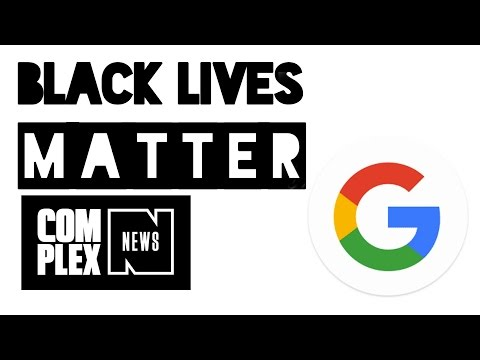 Google Supports Black Lives Matter While Other Tech Giants Are Silent