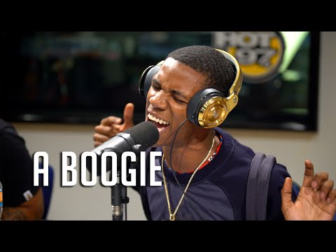 A Boogie & Don Q Drop A Dope Freestyle