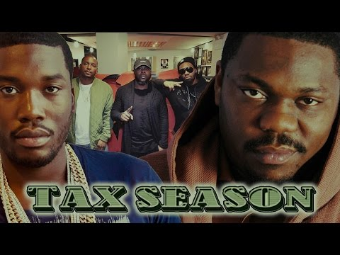 Tax Season Podcast: The Return of Beanie Sigel ft DJ Self (LSN Podcast) #Beef #MeekMill #BeanieSigel