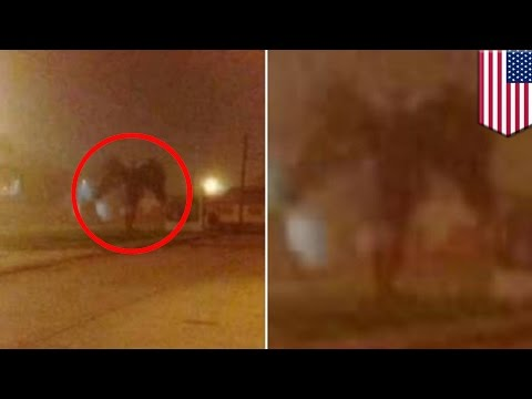 Demon caught on camera: picture of demon sighting in Arizona goes viral on Facebook