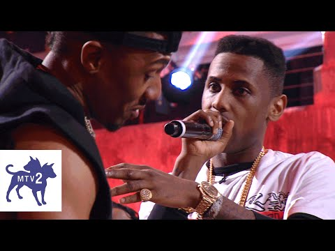 Funny :: Wild 'N Out | Kevin Hart & Fabolous Settle The Fight | Wildstyle