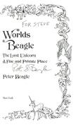 Peter S Beagle