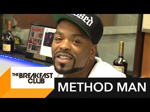 Method Man Interview (Speaks On New Movie Role , Wu Tang ,Performing With Biggie + More