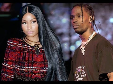 Nicki Minaj Wilds out on Travis Scott and give him the 'Hoe N*gga of the Week' Award. LOL
