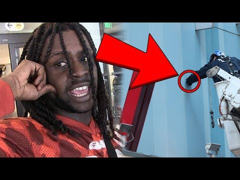 Chief Keef REACTS to Getting Shot at in New York after 6ix9ine Dissing him