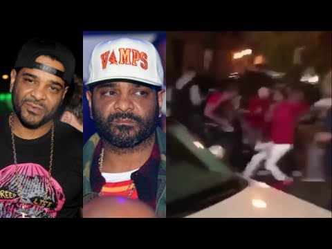 Jim Jones Entourage & Security Attacked After Promoter Claims He Refused To Perform