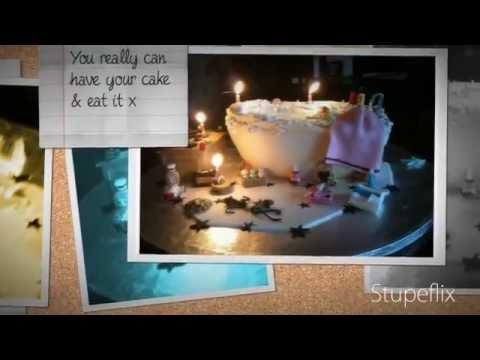 Fondant Fetish - Bubblebath Dream Cake