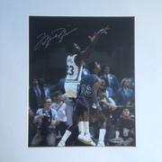 Michael Jordan UpperDeck autographed photo
