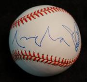 Angelina Jolie Signed Baseball-A