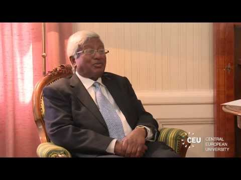 Open Society Prize Recipient: Sir Fazle Hasan Abed