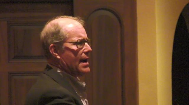 "Joel Salatin at Rollins College April 18th 2012 ""Folks this ain't normal"""