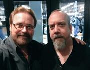 Paul Giamatti and Jim Hallowes