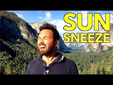 The Sun Sneeze Gene