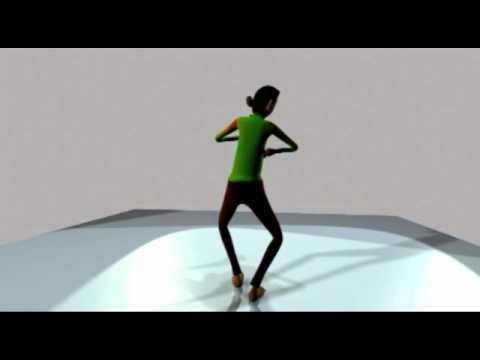 Azonto Dance Cartoonic by Alpha.flv