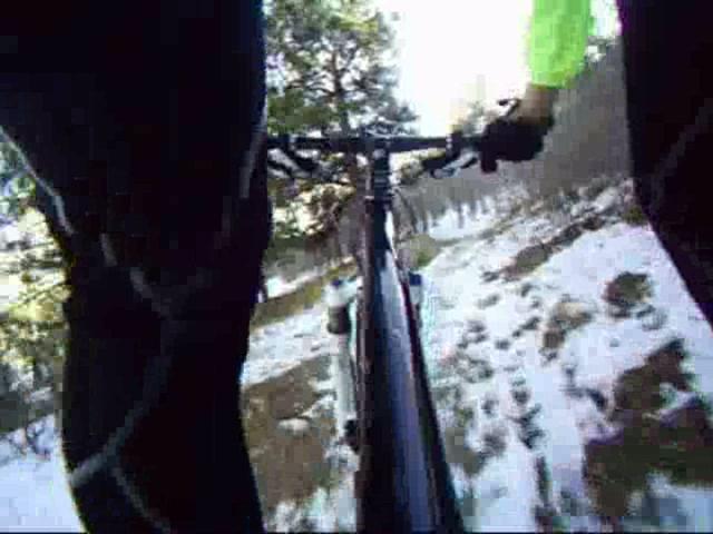 Ute Valley Park on a stranger's bike