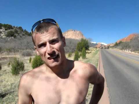 Army World Class Athlete Program runner Ken Foster wins Take 5 in the Garden five-mile run