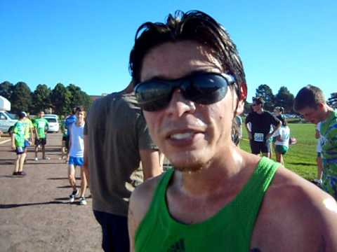 Interview with Jay Luna, Half the Sky 5K winner