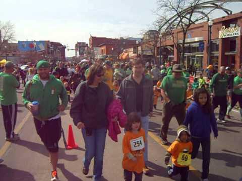 St. Patrick's Day Kids' Half-Mile Race