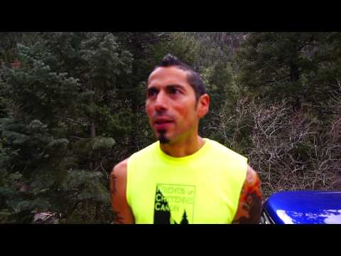 Gerald Romero talks about winning Canya Cañon