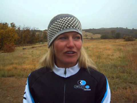 Kim Baugh wins XTERRA Half Marathon