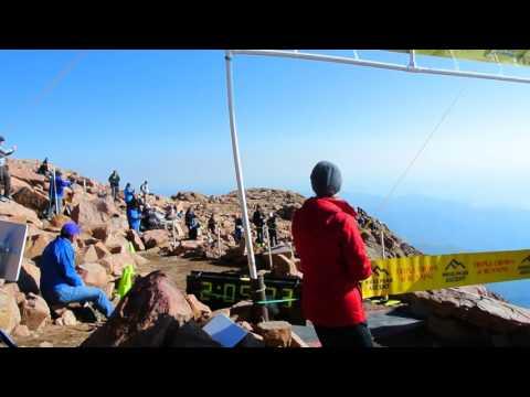 Joe Gray clocks fastest Pikes Peak Ascent in 25 years
