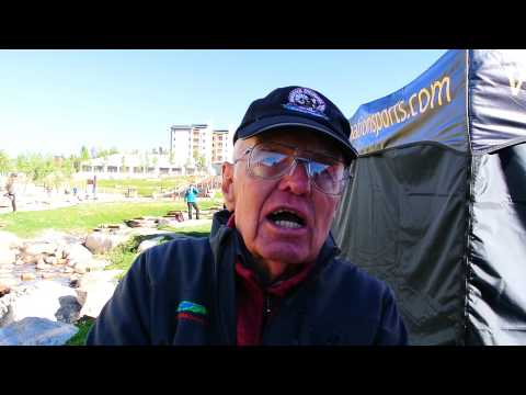 "Interview with ultrarunning's biggest fan, Bill ""Super"" Dooper"